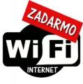 wifi internet zadarmo